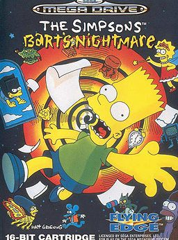 The Simpsons Bart's Nightmare facts and statistics
