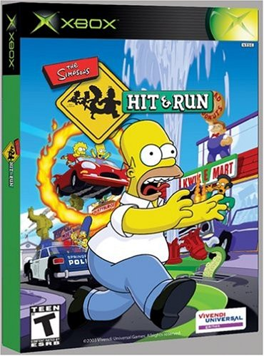 The Simpsons: Hit & Run facts and statistics