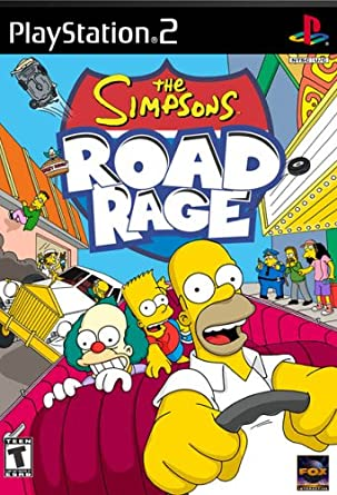 The Simpsons Road Rage facts and statistics