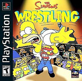 The Simpsons Wrestling facts and statistics
