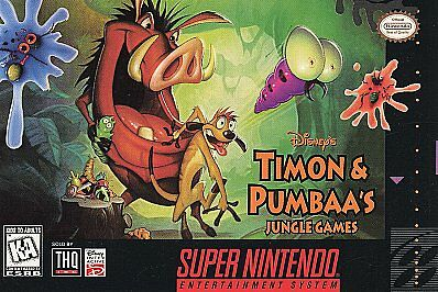 Timon & Pumbaa's Jungle Games facts and statistics