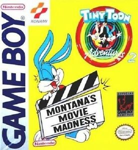 Tiny Toon Adventures 2 Montana's Movie Madness facts and statistics