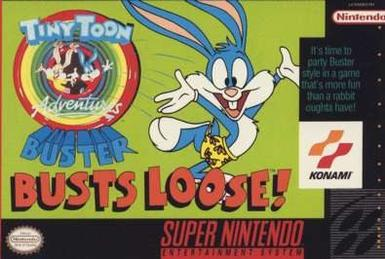 Tiny Toon Adventures Buster Busts Loose! facts and statistics