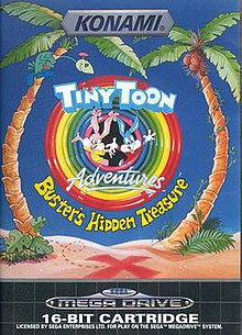 Tiny Toon Adventures Buster's Hidden Treasure facts and statistics