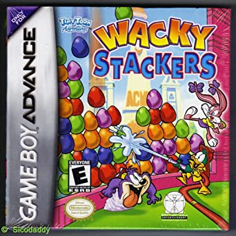 Tiny Toon Adventures Wacky Stackers facts and statistics
