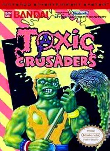 Toxic Crusaders facts and statistics