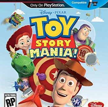 Toy Story Mania facts and statistics