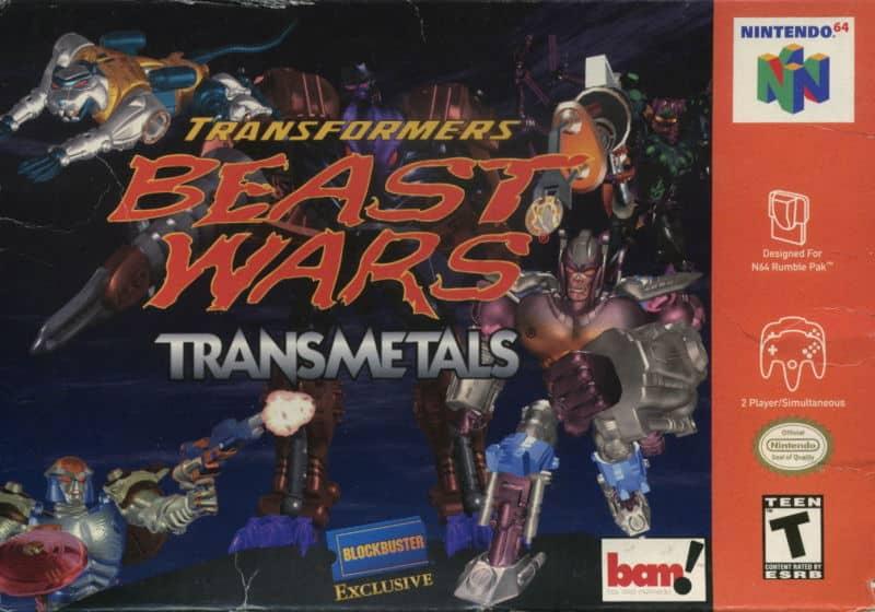 Transformers Beast Wars Transmetals facts and statistics