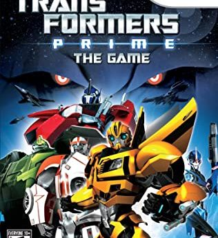Transformers Prime – The Game facts and statistics