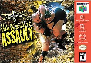 WCW Backstage Assault facts and statistics