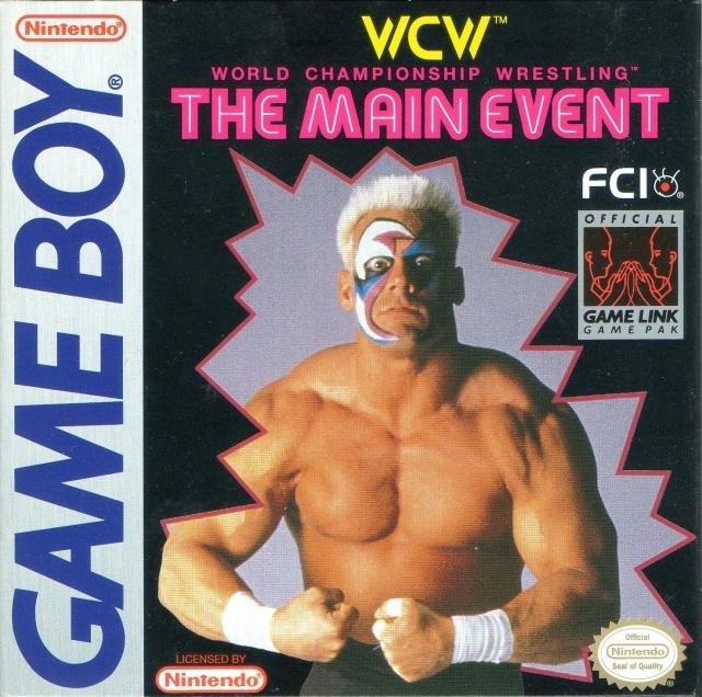 WCW World Championship Wrestling The Main Event facts and statistics