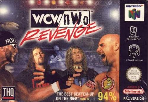 WCW nWo Revenge facts and statistics