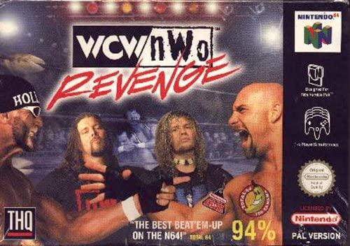 WCW nWo Revenge facts and statistics