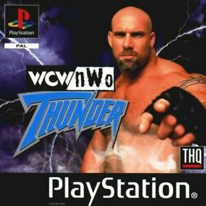 WCW nWo Thunder facts and statistics