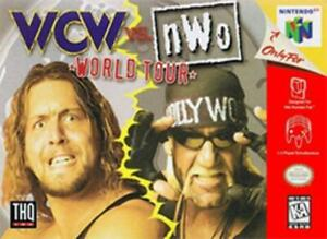 WCW vs. nWo World Tour facts and statistics