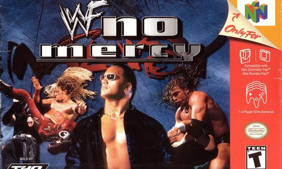 WWF No Mercy facts and statistics