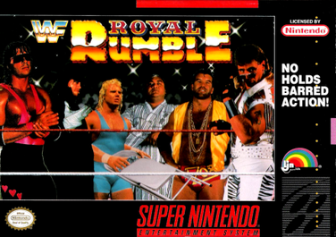 WWF Royal Rumble facts and statistics