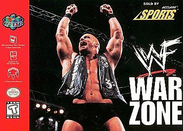 WWF War Zone facts and statistics