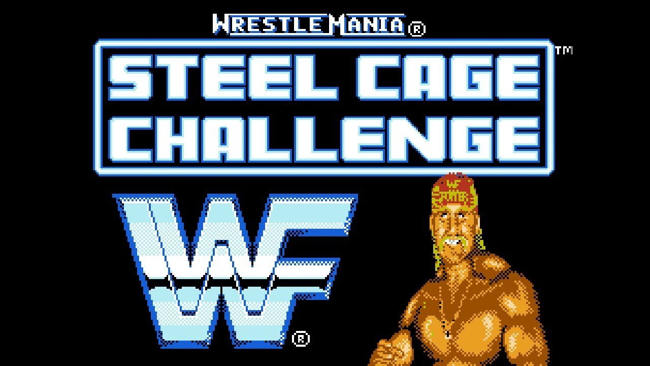 WWF WrestleMania Steel Cage Challenge facts and statistics