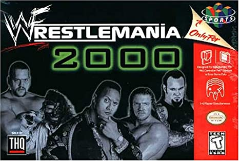 WWF WrestleMania 2000 facts and statistics