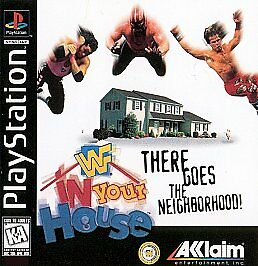 WWF in Your House facts and statistics