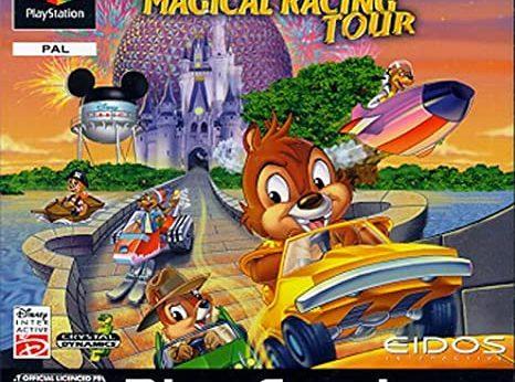 Walt Disney World Quest Magical Racing Tour facts and statistics