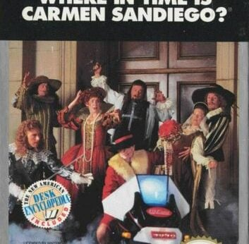 Where in Time Is Carmen Sandiego facts and statistics