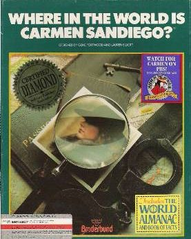 Where in the World Is Carmen Sandiego facts and statistics