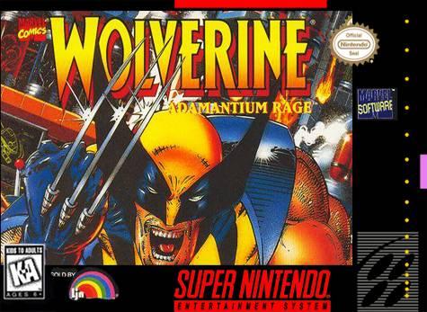 Wolverine Adamantium Rage facts and statistics