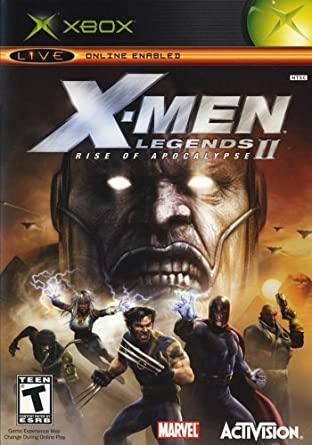X-Men Legends II Rise of Apocalypse facts and statistics