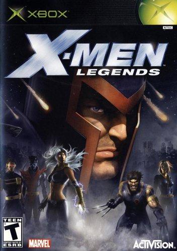 X-Men Legends facts and statistics