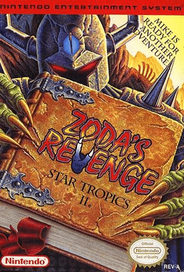 Zoda's Revenge StarTropics II facts and statistics