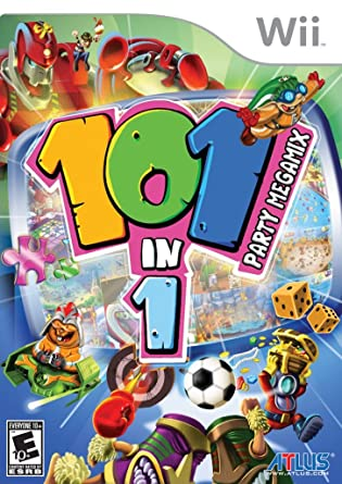 101-in-1 Party Megamix facts statistics