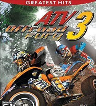 ATV Offroad Fury 3 facts statistics