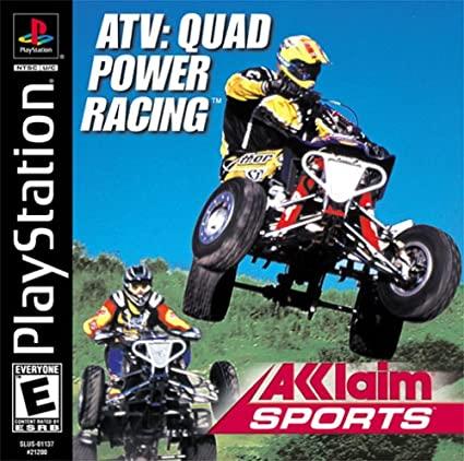 ATV Quad Power Racing facts statistics