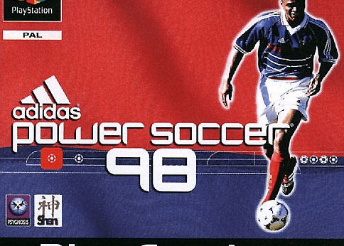 Adidas Power Soccer 98 facts statistics