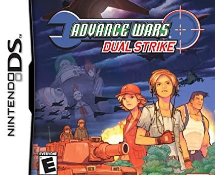 Advance Wars Dual Strike facts and statistics