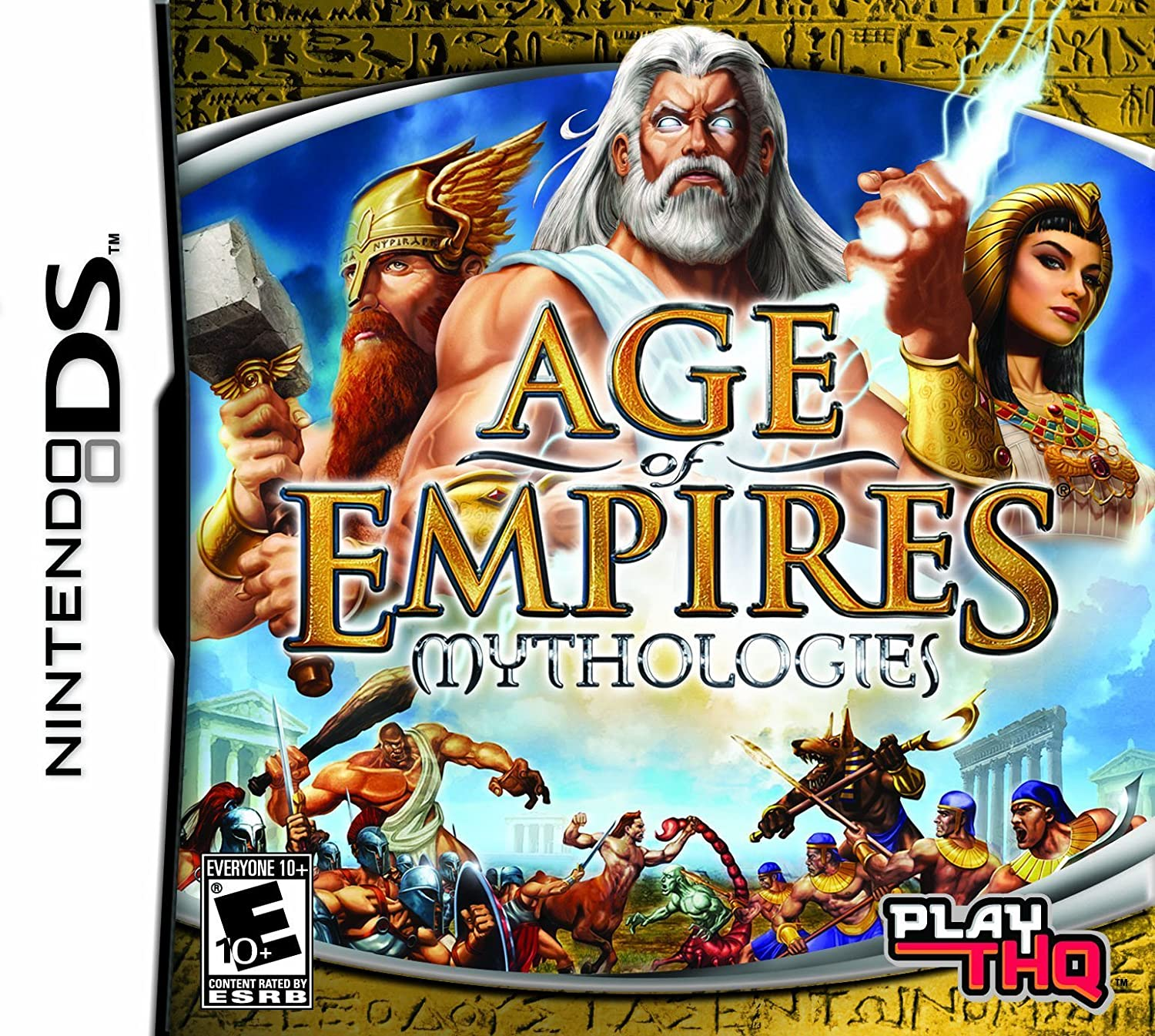 Age of Empires Mythologies facts and statistics