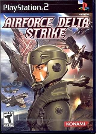 Airforce Delta strike facts statistics