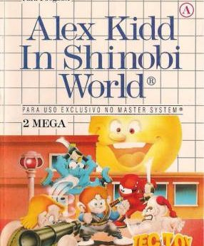 Alex Kidd in Shinobi World facts and statistics