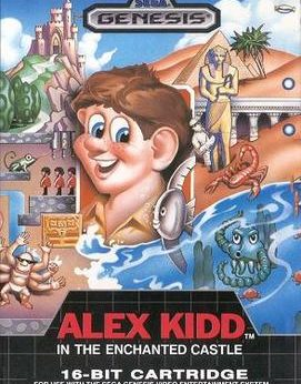 Alex Kidd in the Enchanted Castle facts statistics