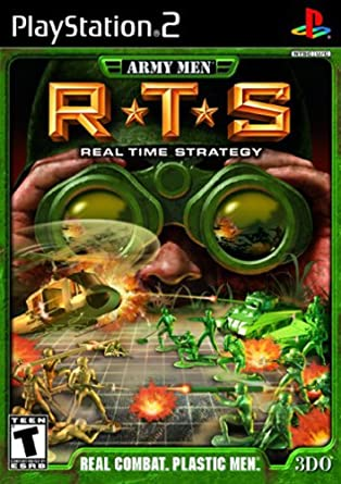 Army Men RTS Real Time Strategy facts statistics