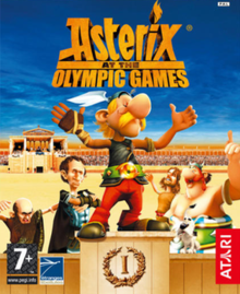 Asterix at the Olympic Games facts statistics