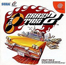 Crazy Taxi 2 facts statistics