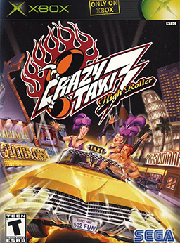 Crazy Taxi 3 High Roller facts statistics