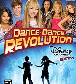 Dance Dance Revolution Disney Channel Edition facts statistics
