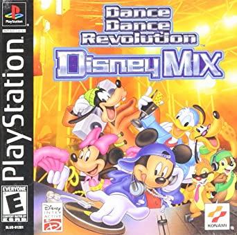 Dance Dance Revolution Disney Mix facts statistics
