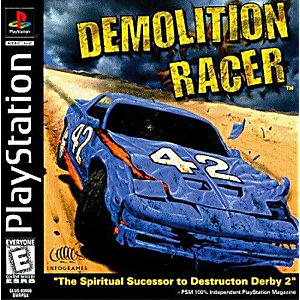 Demolition Racer facts statistics