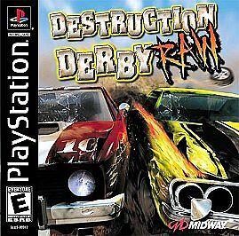 Destruction Derby raw facts statistics