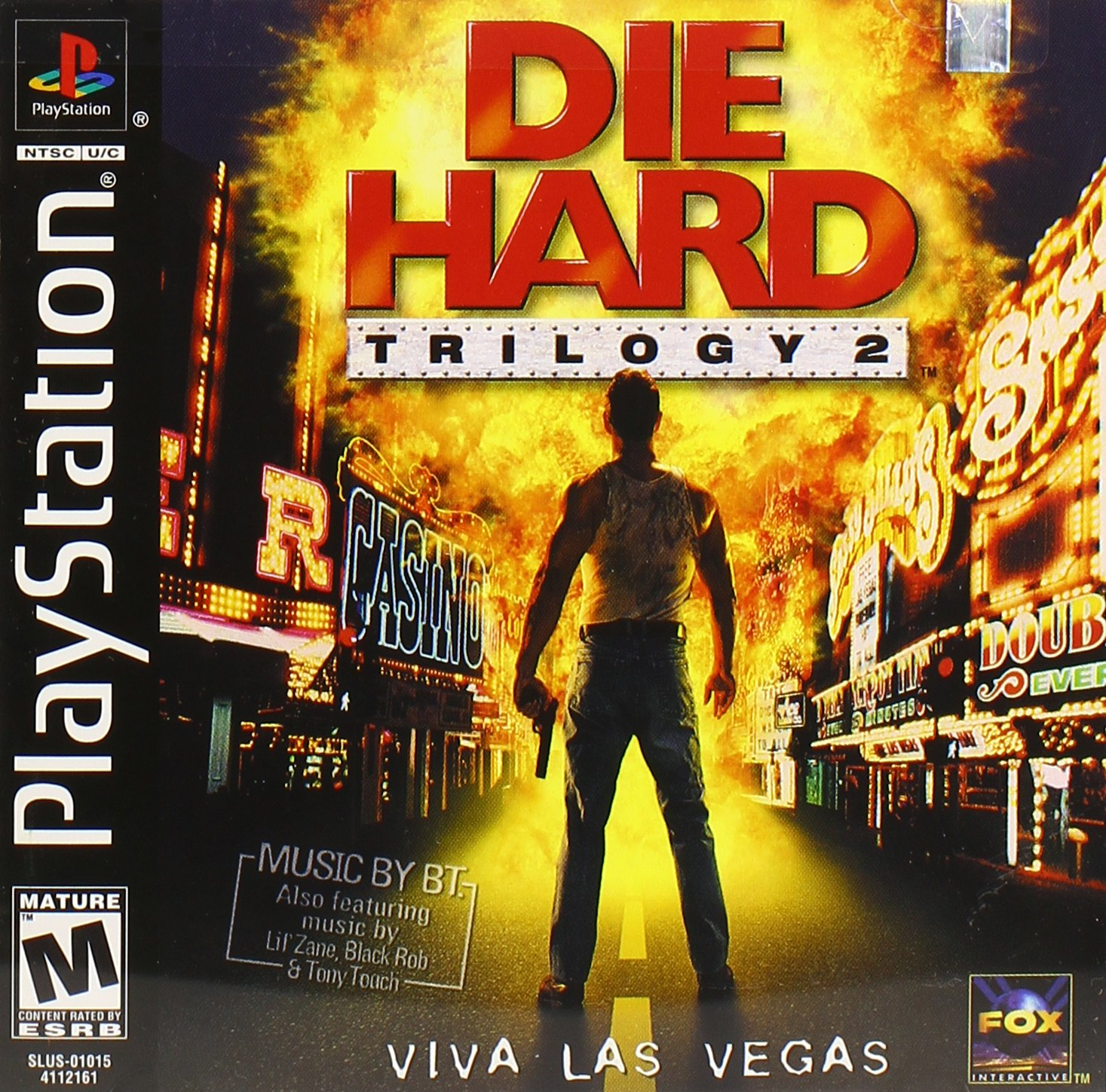 Die Hard Trilogy 2 Viva Las Vegas facts statistics